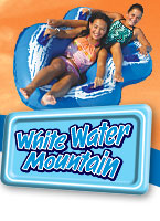 white water mountain